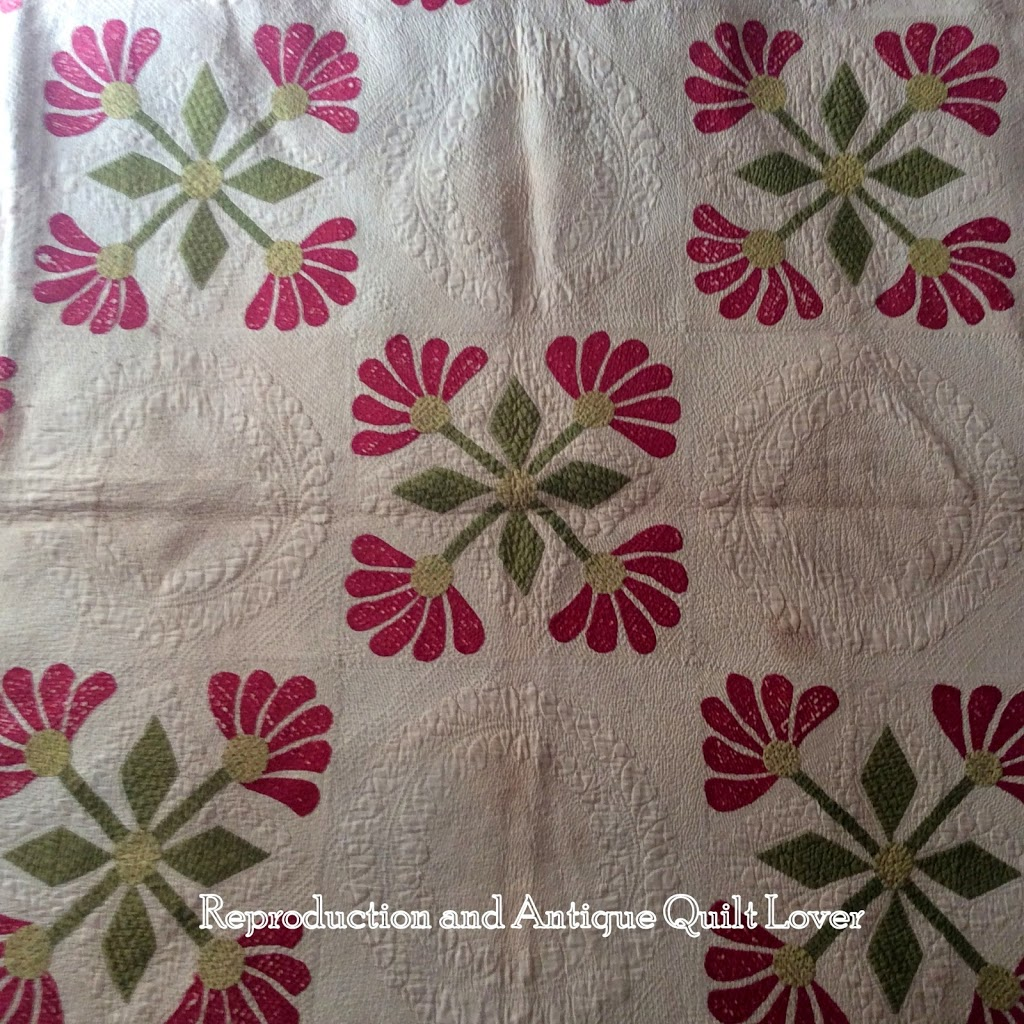 Quilting study