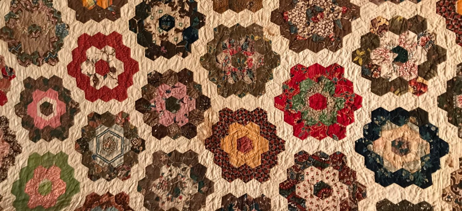 Welcome to Reproduction Quilt Lover! Let's talk quilts...